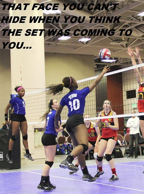 volleyball memethat face   hide
