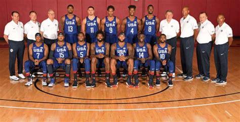 rio olympics team usa basketball team preview swot
