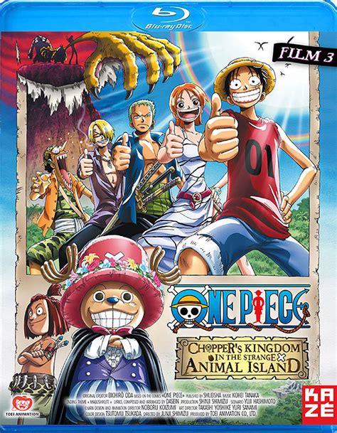 Buy Bluray  One Piece Movie 03 Chopper's Kingdom In The