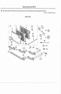 Remeha Avanta Plus Gas 460 Exploded View And Parts List