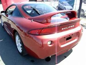 1998 Mitsubishi Eclipse GSX Turbo All Wheel Drive YouTube