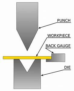 File Press Brake Schematic Svg