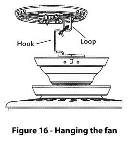 hunter ceiling fan installation instructions hunter fans how to install your ceiling fan cpo hunter
