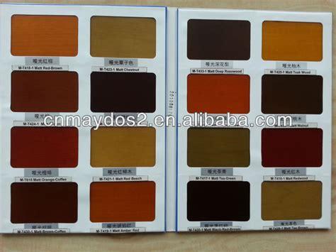 Maydos 2k Polyurethane Color Furniture Varnish Coating