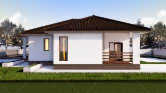 Beautiful Small Storey House Designs by Beautiful One Story House Plans Houz Buzz