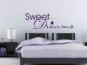 Wandtattoo Sweet Dreams : wandtattoo dreams sweet dreams ~ Whattoseeinmadrid.com Haus und Dekorationen