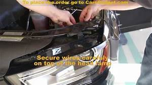 How To Install Front And Rear View Camera On Audi A4 A5 Q5