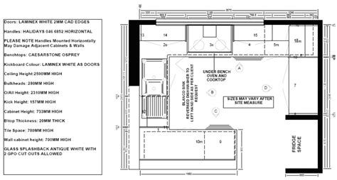 Building Our New Home Kitchen Plans
