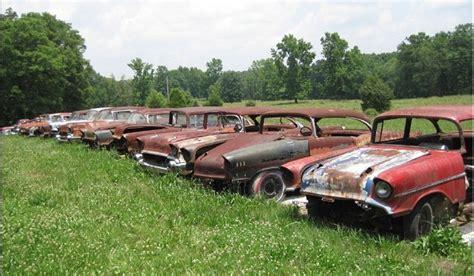 mission   find classic unrestored cars