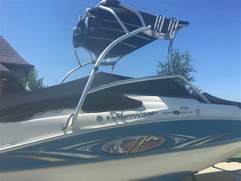 Hurricane Deck Boats For Sale Texas by Hurricane Boats For Sale In Texas Boats