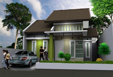 desain rumah sederhana  modern rumah minimalis terbaru