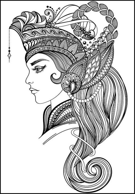beautiful adult coloring page coloring book art coloring pages coloring pages  grown ups