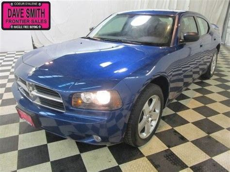 buy car manuals 2009 dodge charger on board diagnostic system buy used 2009 cd payer heated leather mp3 ready xm radio tint we finance 866 428 9374 in coeur d