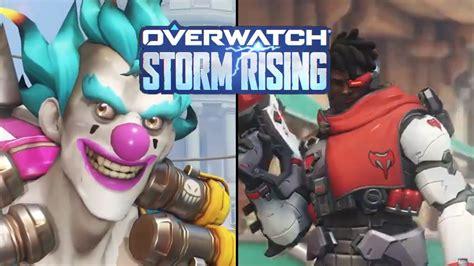 overwatch storm rising skin revealed