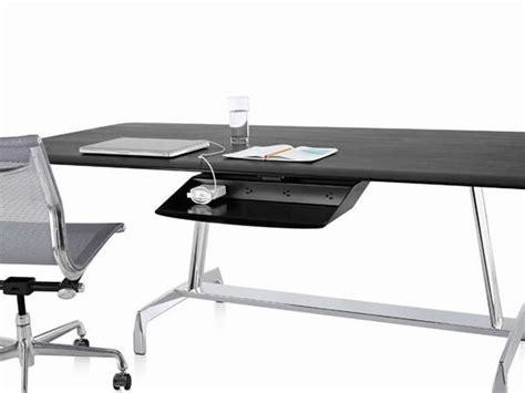 herman miller computer desk sleek slender workstations herman miller agl group