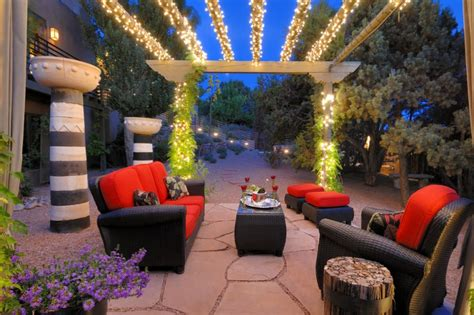 stunning outdoor lights  gazebo  pergola decohoms