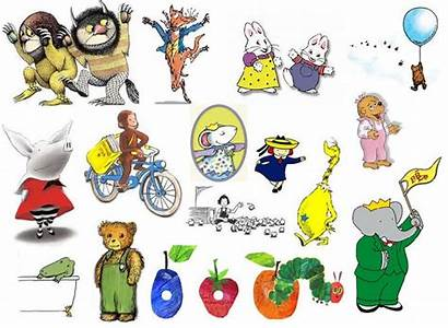 Characters Children Character Beloved Books Childrens Popular