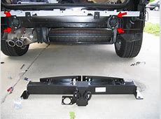 How To Install a BMW Factory Trailer Hitch on a 2006 X3