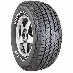 Cooper tires cobra g t tire 235 60 14 solid white letters for Cooper white letter tires