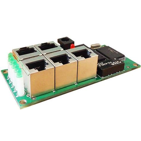 Ethernet Switch Module Port