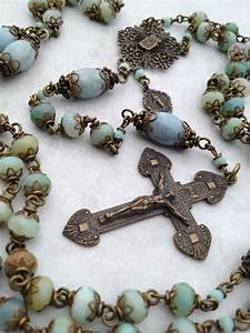 All Beautiful Catholic Beads  Gallery Of Past Rosary Beads