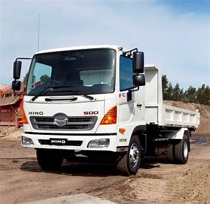 Hino Truck 500 Series Wiring Diagram And Electrical Circuits Workshop Manual