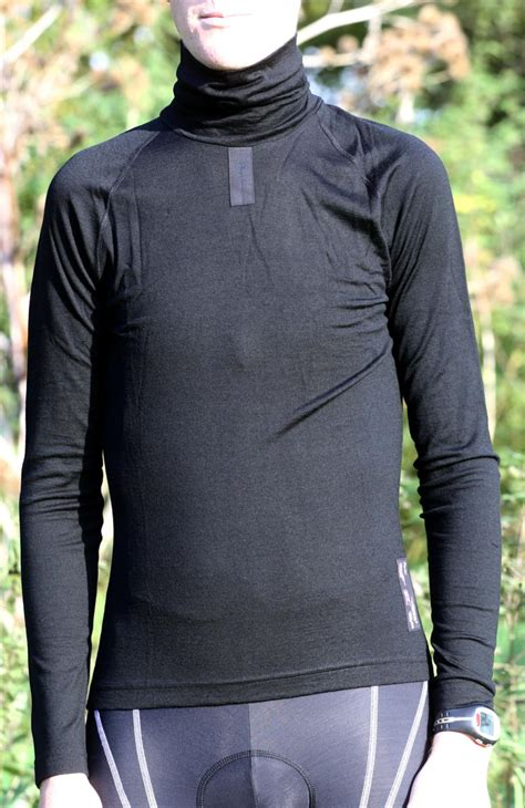 review rapha winter base layer roadcc