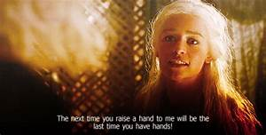 TV Love: Signs You're Obsessed With 'GOT's Daenerys ...