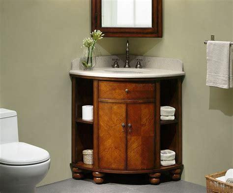 20 Beautiful Corner Vanity Designs For Your Bathroom