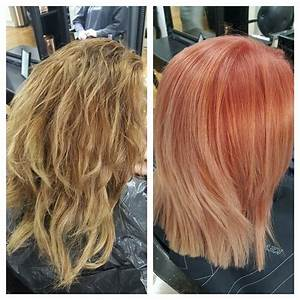 30 Unique Vibrant Blorange Hair Ideas for The Stylish New Look