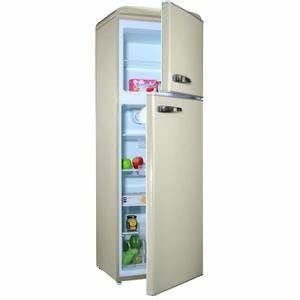 Réfrigérateur De Couleur : refrigerateur couleur beige achat vente refrigerateur ~ Premium-room.com Idées de Décoration