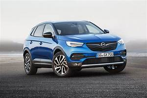 Opel Grand Land X : new grandland x to become opel s first plug in hybrid model carscoops ~ Medecine-chirurgie-esthetiques.com Avis de Voitures