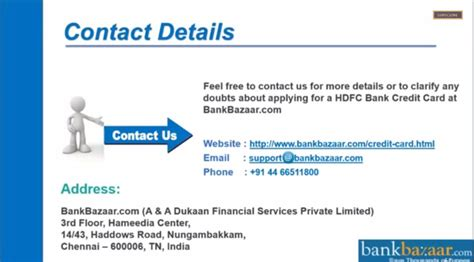 Hdfc Billdesk Customer Care by Hdfc Credit Card Phone Number Contacts Email Addresses