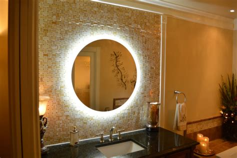 mam2d32 32 quot side lighted vanity mirror wall mounted led makeup mirror ebay