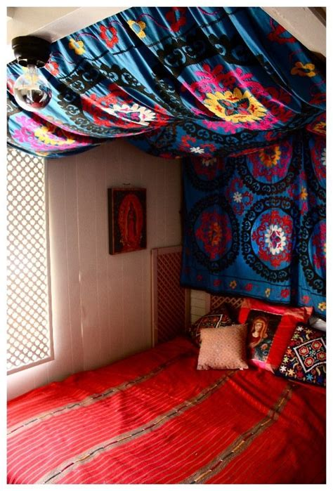 Bedroom Ceiling Tapestry by Boho Feng Shui Bedrooms The Tao Of