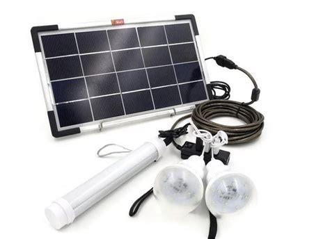 diy solar light kit 6w usb solar panel diy solar power lighting kit ebay