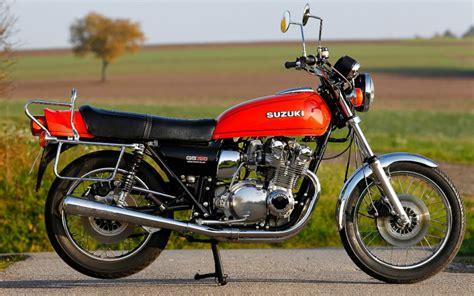 Suzuki Gs 400 by Suzuki Gs 400 1976 1983 Viertakt Novize In Der