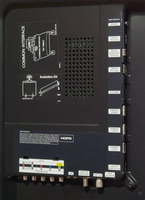 Shiny Black Tv Stand by Samsung Ps64e8000 E8000 Plasma Smart Tv Review