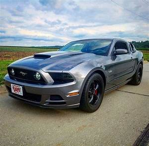 5th gen Sterling Grey 2014 Ford Mustang GT 5.0 V8 For Sale - MustangCarPlace
