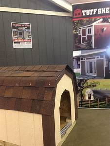 Tuff shed at the stock show tuff shed for Tuff shed dog house