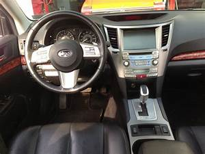 2010 Subaru Legacy - Interior Pictures