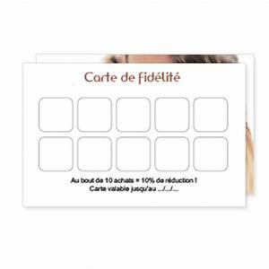 Carte De Fidélité Auchan Fr : cartes de fid lit personnalisable salon de coiffure coiffeur ~ Dailycaller-alerts.com Idées de Décoration