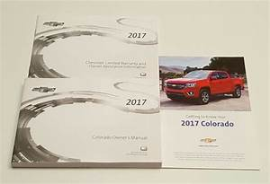 2017 Chevrolet Colorado Owners Manual Guide Z