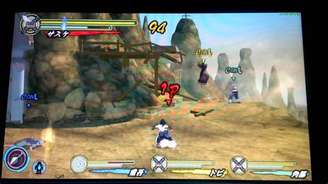 Game Ppsspp Naruto Heroes