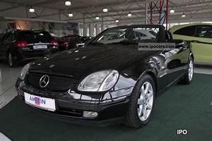 Mercedes Benz Slk 230 Kompressor 1998 : 1998 mercedes benz slk 230 kompressor car photo and specs ~ Jslefanu.com Haus und Dekorationen