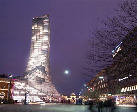 scala tower copenhagen big design  architect