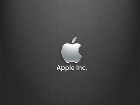 Apple Inc Powerpoint Template by Strategic Management Presentation Apple Inc