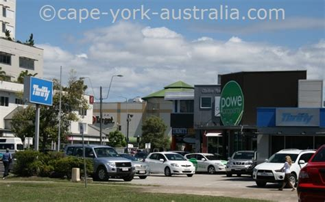 Thrifty Car Hire Douglas by Cairns Travel Information
