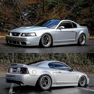 2003  04 Ford Mustang Svt Cobra With Black Rts Weld Racing