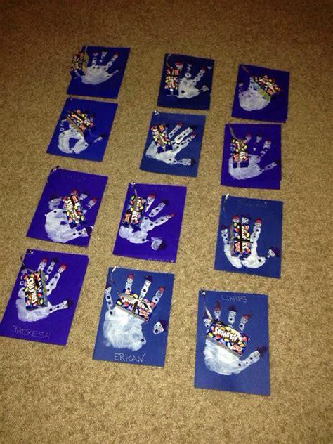 Basteln Mit U3 Kindern Basteln Basteln Mit Kindern Handabdruck